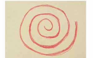 Form Drawing Spiral